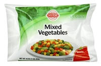 MIXED VEGETABLES  16 OZ