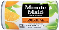 MINUTEMAID FROZEN ORANGE JUICE 12 OZ