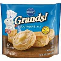 PILLSBURY BISCUIT GRANDS FROZEN 12 CT {SALE!}