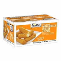 MOZZARELLA CHEESE STICK 2.5 LB