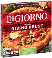 DIGIORNO SUPREME PIZZA 12 INCH