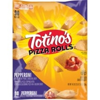 TOTINO'S PEPPERONI PIZZA ROLLS 90 CT