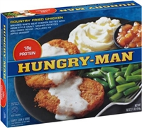 HUNGRY MAN DINNER ( SALE!)