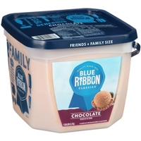 BLUE RIBBON CHOCOLATE GALLON PAIL