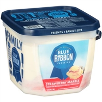 BLUE RIBBON STRAWBERRY REVEL GALLON PAIL
