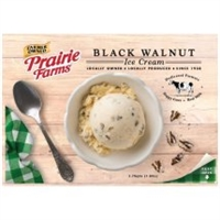 BLACK WALNUT ICE CREAM 56 OZ