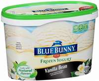 BLUEBUNNY FROZEN YOGURT 1.75QRT