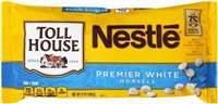 NESTLE  WHITE MORSEL 12 OZ