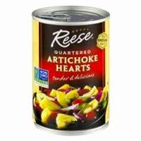 ARTICHOKE HEARTS QUARTERED 14 OZ
