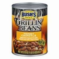 GRILLIN' BEANS HONEY CHIPOTLE SUGAR 22 OZ