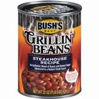 GRILLIN' BEANS STEAKHOUSE RECIPE 22 OZ