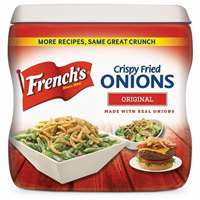 FRENCH FRIED ONIONS 6 OZ