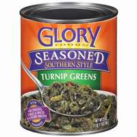 GLORY SEASONED TURNIP GREENS 27 OZ