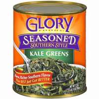 GLORY SEASONED KALE 27 OZ