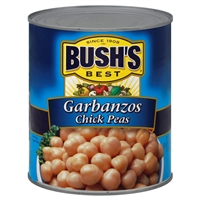 BUSH'S GARBANZO BEANS 16 OZ