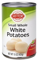 WHOLE WHITE POTATO 15 OZ