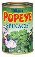 POPEYE LEAF SPINACH 14 OZ