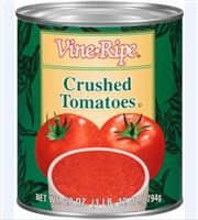 CRUSHED TOMATOES 28 OZ