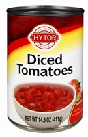 DICED TOMATOES 14.5 OZ