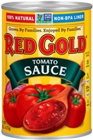RED GOLD TOMATO SAUCE 15 OZ