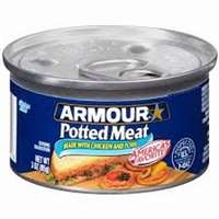 ARMR POTTED MEAT 3 OZ