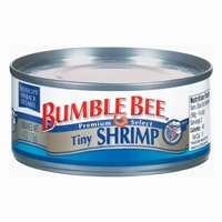CANNED TINY SHRIMP 4 OZ