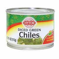 DICED GREEN CHILIS 4 OZ