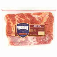 WRIGHTS BACON 3LB PACK
