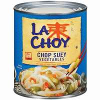 LA CHOY CHOP SUEY VEGETABLE 14 OZ