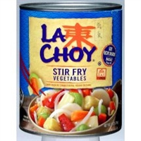 LA CHOY MIXED STIRFRY VEGETABLE 28 OZ