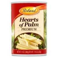 HEARTS OF PALM 14 OZ