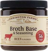 ORRINGTON FARM BEEF SOUP BASE