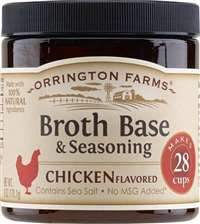 ORRINGTON FARM CHKN SOUP BASE