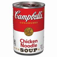 CAMPBELLS CHICKEN NOODLE SOUP 10 OZ