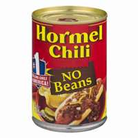 HORMEL CHILI NO BEANS 15 OZ