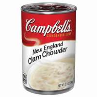 CAMPBELLS NEW ENGLAND CHOWDER 10 OZ