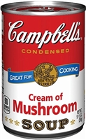 10.75OZ CAMP CRM OF MUSHROOM