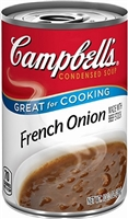 CAMPBELLS FRENCH ONION SOUP 10.75OZ