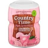 COUNTRY TIME PINK LEMONADE 8 QT CAN