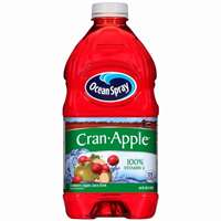 OCEAN SPRAY CRAN-APPLE 64 OZ