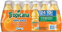 TROPICANA ORANGE JUICE 10 OZ 24 CT