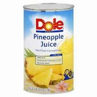 DOLE PINEAPPLE JUICE 46 OZ