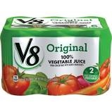 V-8 JUICE 11.5 OZ 6 PACK