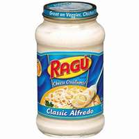 RAGU' CHEESE ALFREDO 16 OZ