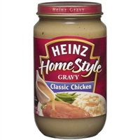 HEINZ CHICKEN GRAVY 12 OZ