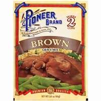 PIONEER BROWN GRAVY MIX 1.6 OZ