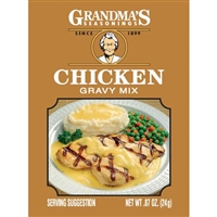 CHICKEN GRAVY MIX 1 OZ