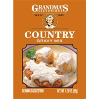 COUNTRY GRAVY MIX 1 OZ