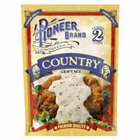 PIONEER COUNTRY GRAVY MIX 2.75 OZ