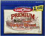 LAND O FROST SMOKED TURKEY BREAST 16 OZ